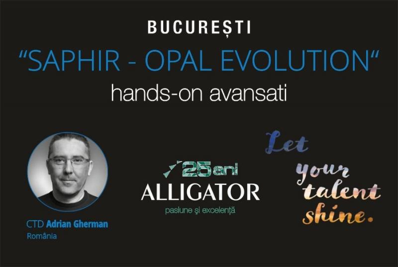 SAPHIR - Opal Evolution